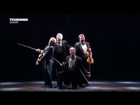 Spice Girls - Wannabe (classical cover by LE QUATUOR)