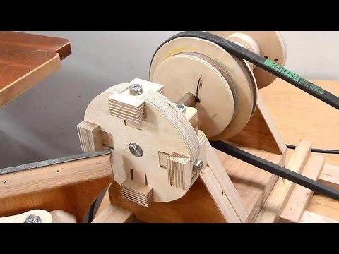 Making a 4-jaw lathe chuck