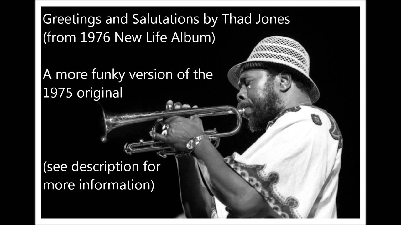 Greetings and salutations new life album thad jones and mel greetings and salutations new life album thad jones and mel lewis m4hsunfo