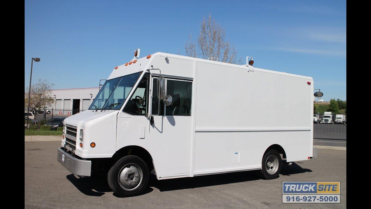 2004 Freightliner MT45 Utilimaster 14' Step Van for sale by Truck Site