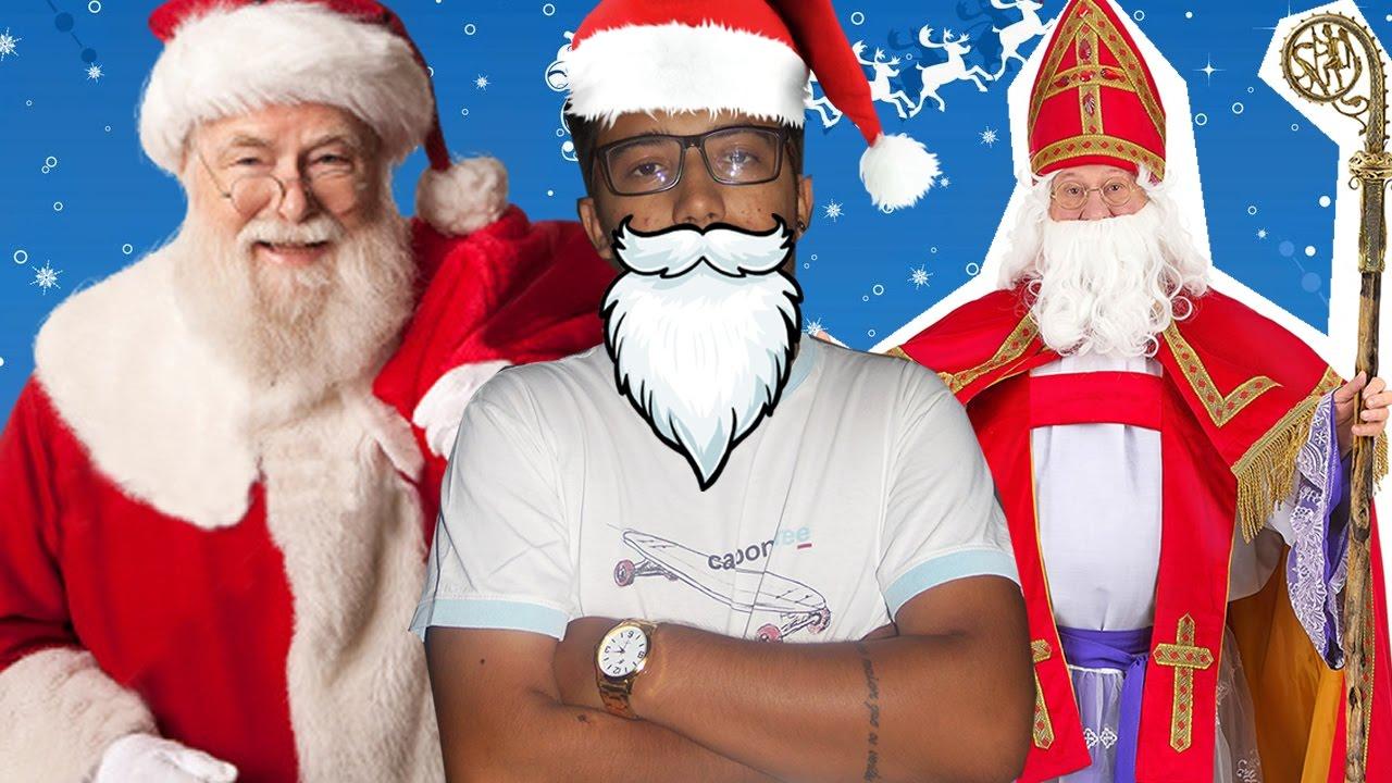 a7f5dcad9 De Onde Surgiu o Papai Noel? Foi a Coca Cola Que Criou? Descubra Nesse  Vídeo - Por Trás do Natal #02