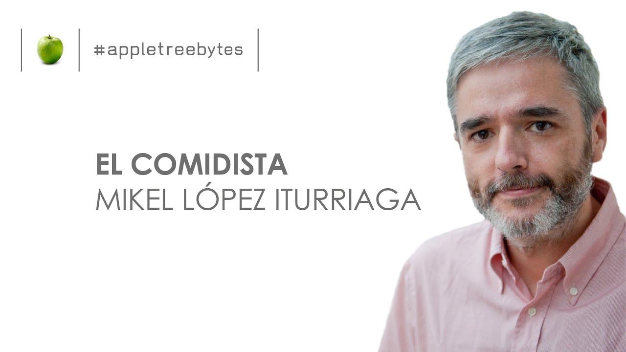 La receta del xito de el comidista con mikel l pez - Mikel lopez iturriaga novio ...