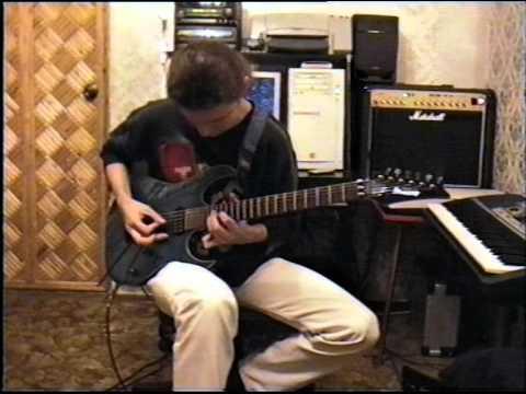 Alex Borisov - Guitar Examples