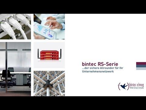 bintec RS-Serie der sichere Allrounder für Ihr Unternehmensnetzwerk  Update April 2015