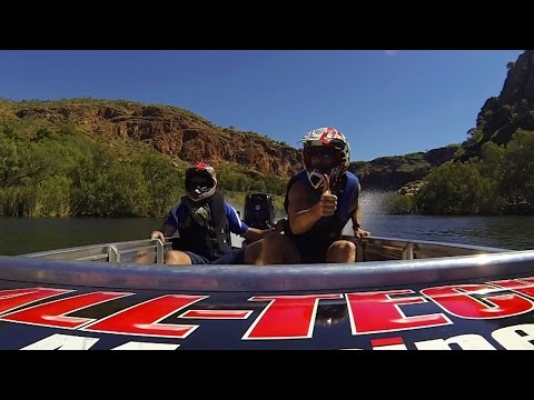 Dam To Dam Dinghy Race - Ord River Kununurra