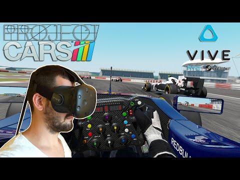 VR-ban minden jobb - Project Cars - HTC Vive