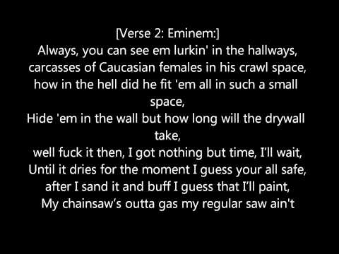 Eminem - Buffalo Bill (with lyrics)