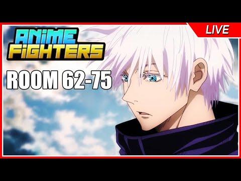 พาเดินเล่นห้อง60-75 ระบบGIF GAMEPASS จะมาแล้วนะ ด่านใหม่คือ?? | Roblox Anime Fighters Simulator