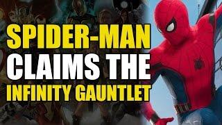 Spider-Man Gets The Infinity Gauntlet?!