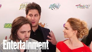 12 Monkeys' Amanda Schull, Aaron Stanford, Emily Hampshire & more j...