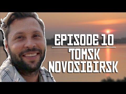 Tomsk & Novosibirsk | Trans-Siberian Railway (EP.10)