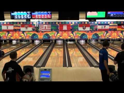 DM Bowling 2013 - Zwischenrunde Männer Spiel 1+2