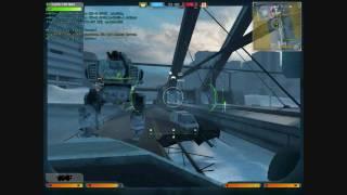 Battlefield 2142: Bridge at Remagen (Northern Strike) Gameplay