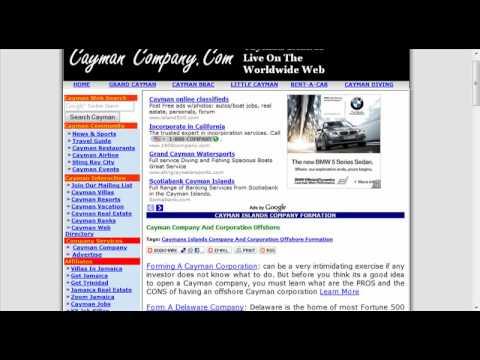 Cayman Company
