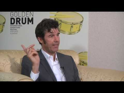 Golden Drum 2013 Interview: Stefan Sagmeister, Designer, Sagmeister & Walsh