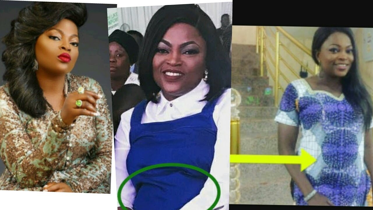 Did Funke Akindele Really Lost her Pregnancy? Nigeria Nollywood Actress  Funke Akindele twins