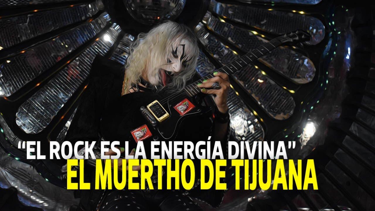 El Muertho de Tijuana: Soy feo, pero no quiero hacerles daño   Normal
