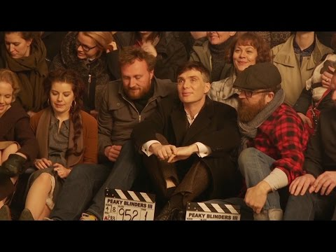 Behind the scenes with writer and creator Steven Knight - Peaky Blinders: Series 3 - BBC Two