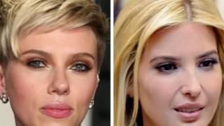 Scarlett Johansson blasts Ivanka Trump: