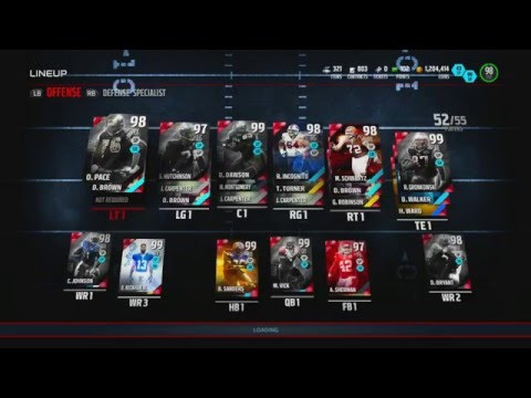Road To 99 Overall! - Episode 5 - ULTIMATE ORLANDO PACE! - MUT