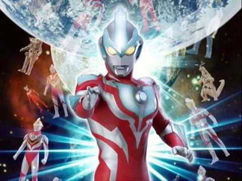 Ultraman Ginga Theme Song : Ginga No Uta