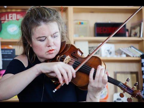 Lara St. John: NPR Music Tiny Desk Concert