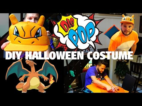 DIY Halloween Costume on a Budget (Feat. Charizard) | DIS POP | 09/05/16