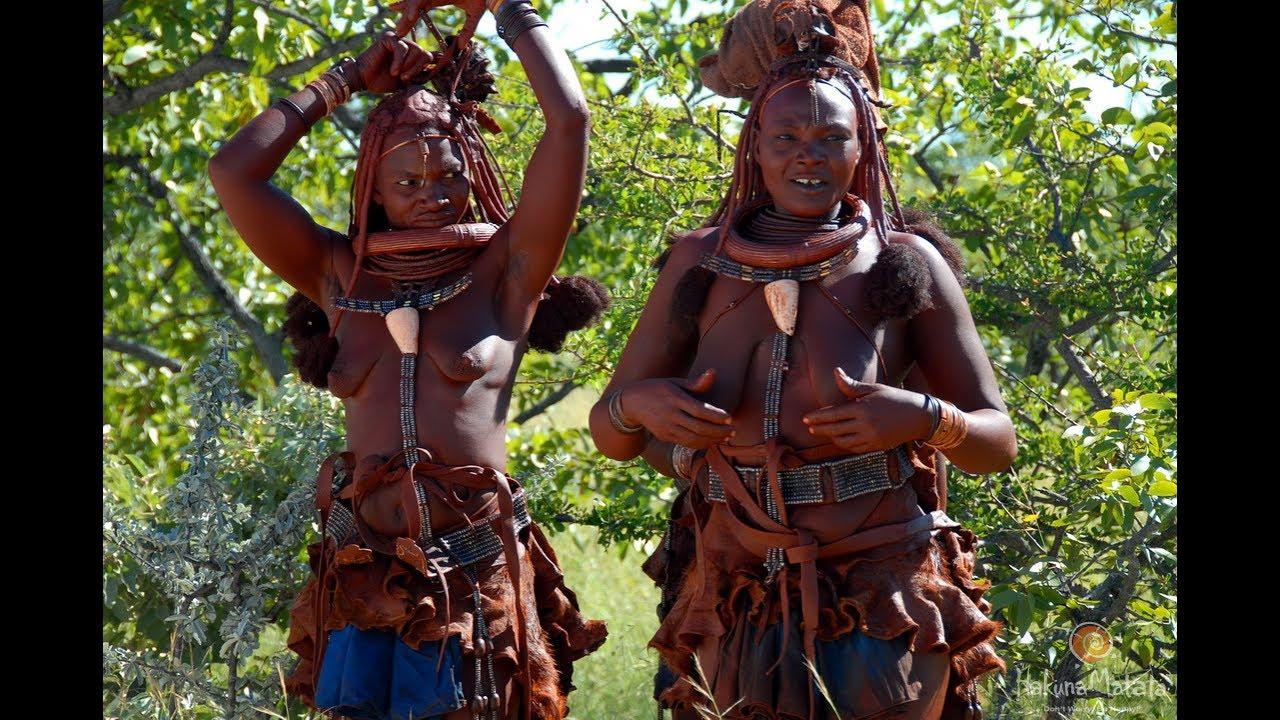 Сексуальная жизнь аборигенов африки