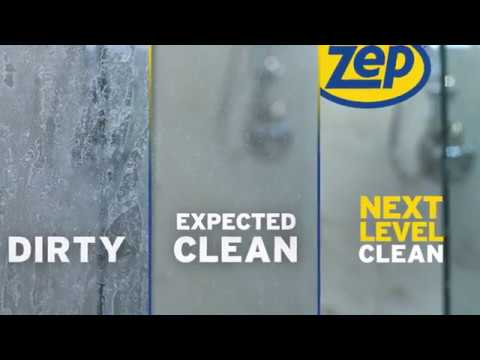 No-Scrub Professional-Level Shower Cleaner from Zep