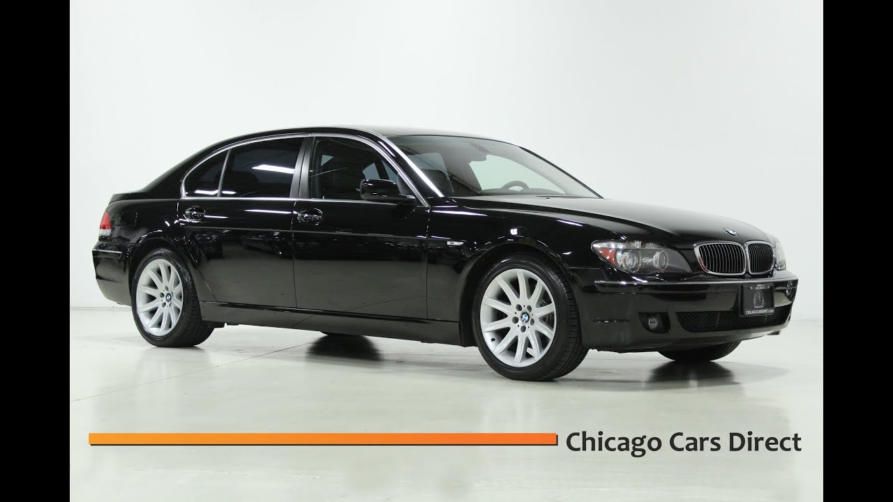 Chicago Cars Direct Presents a 2006 BMW 750Li - YouTube