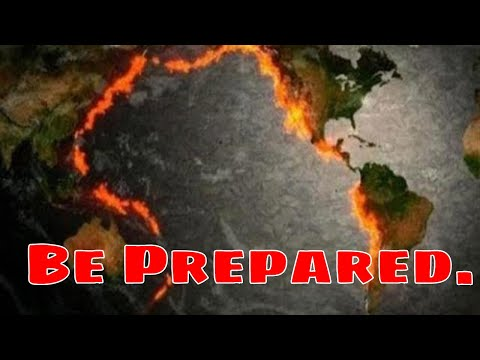 BE PREPARED - Imminent Earthquakes and Volcanoes in California! Explains Ezekiel 38?