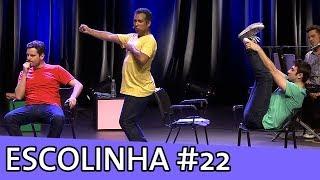IMPROVÁVEL - ESCOLINHA #22