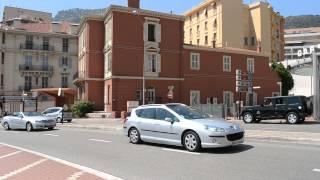 アキーラさん散策③モナコ公国・モンテカルロ駅周辺Monte Carlo station,Monaco