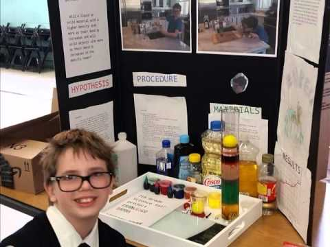 STEM BOWL AND SCIENCE FAIR 2016