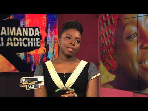 Award-Winning Author Chimamanda Ngozi Adichie Part I