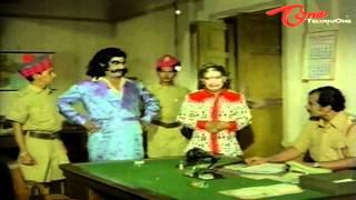 Kaikala & Allu Ramalingayya Comedy In Jail