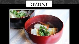Ozoni: Japanese New Year's Soup