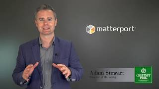 Adam Stewart with Chestnut Park West Discusses New Real Estate Marketing Technology by Matterport