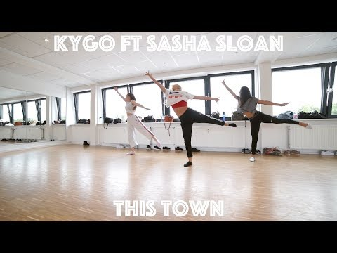 Kygo ft. Sasha Sloan - This Town | Choreography by Kristy Ann Butry | Class Video