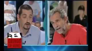 Willy Toledo destroza a ''periodista'' obsesionado con Venezuela