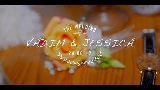 The Wedding of Vadim & Jessica