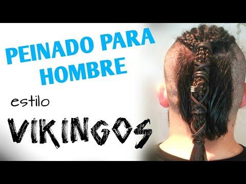 Peinado Para Hombre Estilo Vikingos Amnesia Vlog