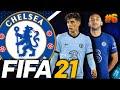 FIFA 21 ⚽ КАРЬЕРА ЗА ЧЕЛСИ |#6| - ЖАРКАЯ ГОНКА В АПЛ