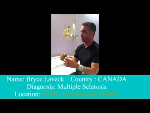 Liberation Surgery for Multiple Sclerosis