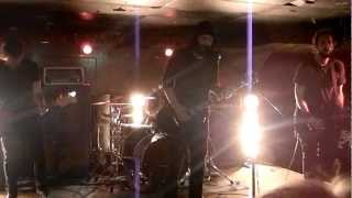 Junius - A Universe Without Stars (Live 2-26-12)