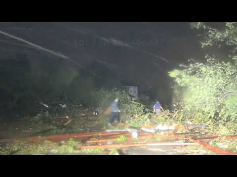 10/20/2019 Dallas, Texas Large Strong Tornado/Major Damage