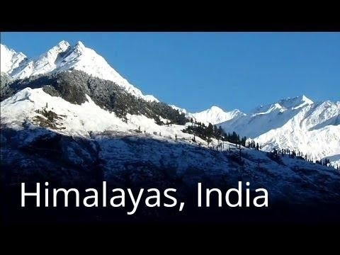 India Travel: Incredible Himalaya views in Manali