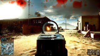Battlefield 4 Multiplayer Gameplay - New Obliteration Game Mode Type (BF4 PC Online 1080p HD)