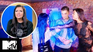 Oh Sh*t! Abbie Goes Pure Akka At Steph Over Sam Stirring | Geordie Shore 1609