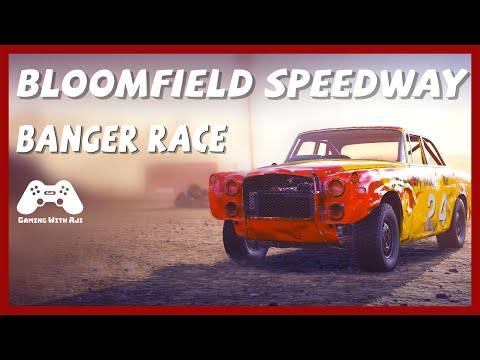 Wreckfest Dominator Banger Race Gameplay PC | Bloomfield Speedway Dirt Oval PC